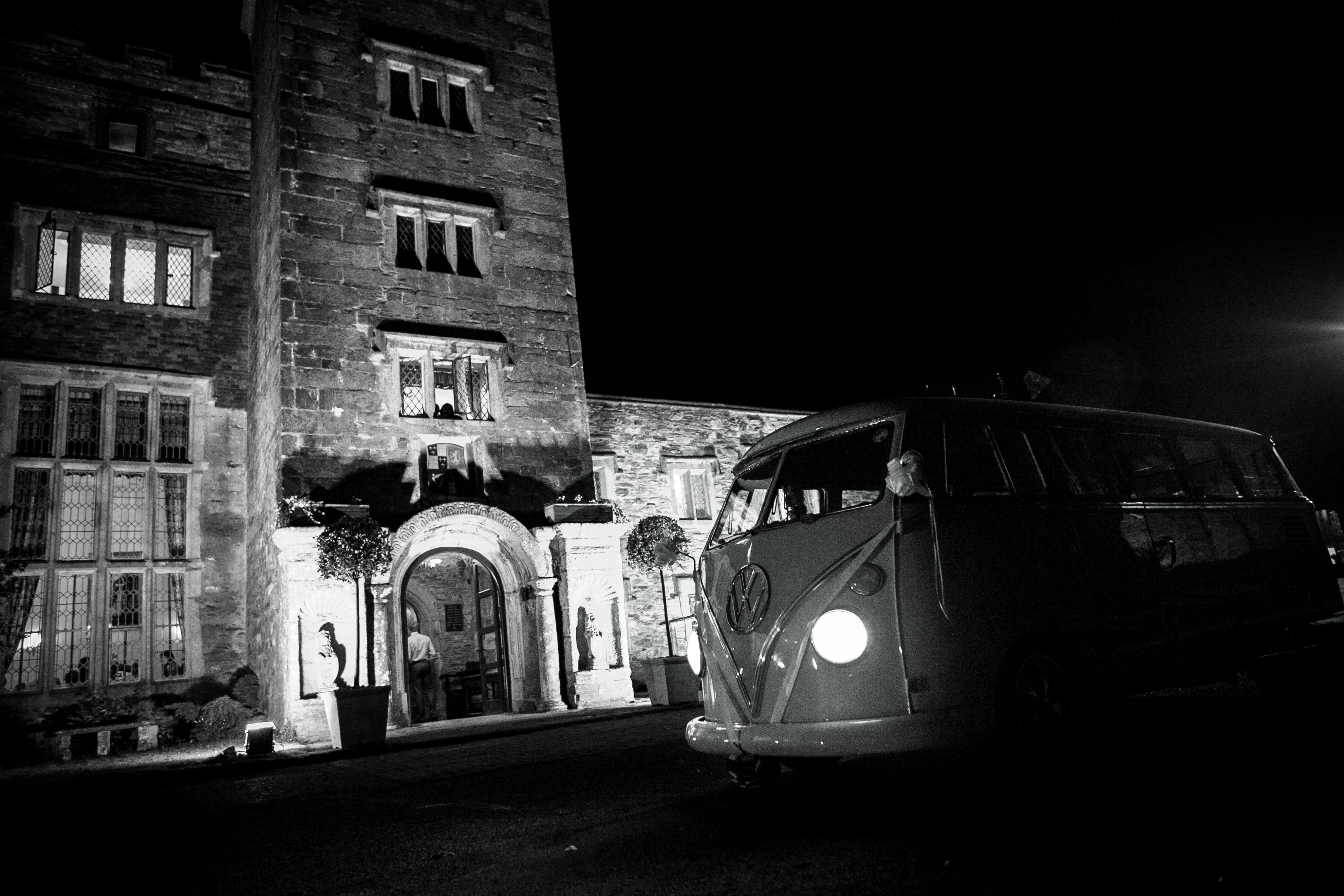 Boringdon Hall wedding show 17th of Feb 2013