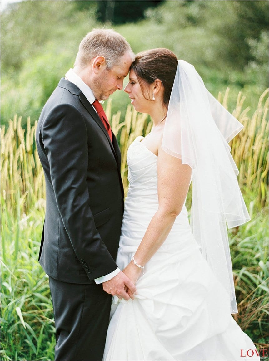 A recent wedding using Kodak film at Kitley House
