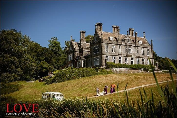 Kitley Island wedding
