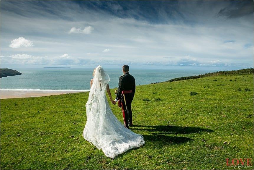 Pickwell Manor wedding