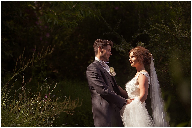 Siani and Matt's wedding at Buckland Tout Saints