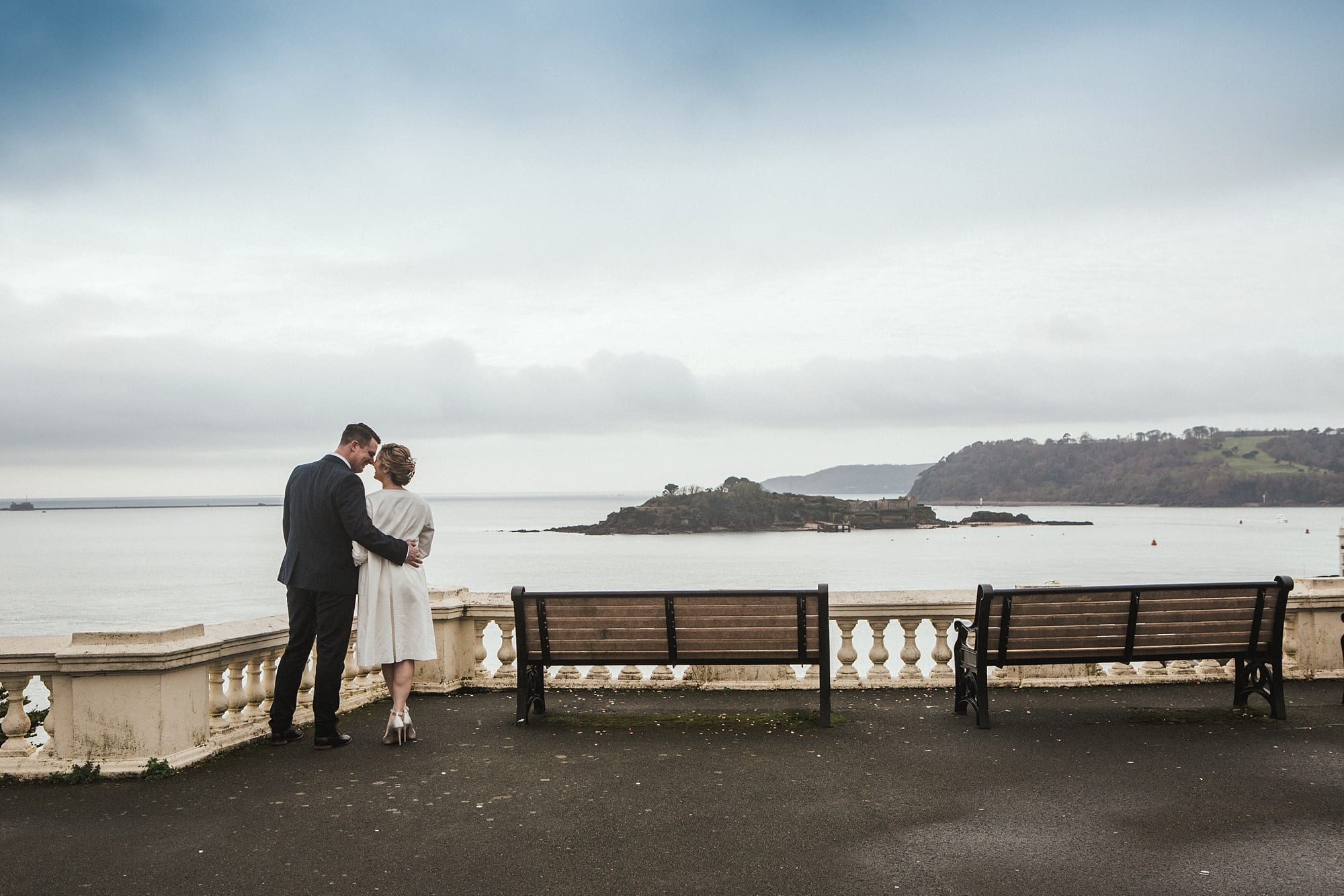 A Seaside Elopement