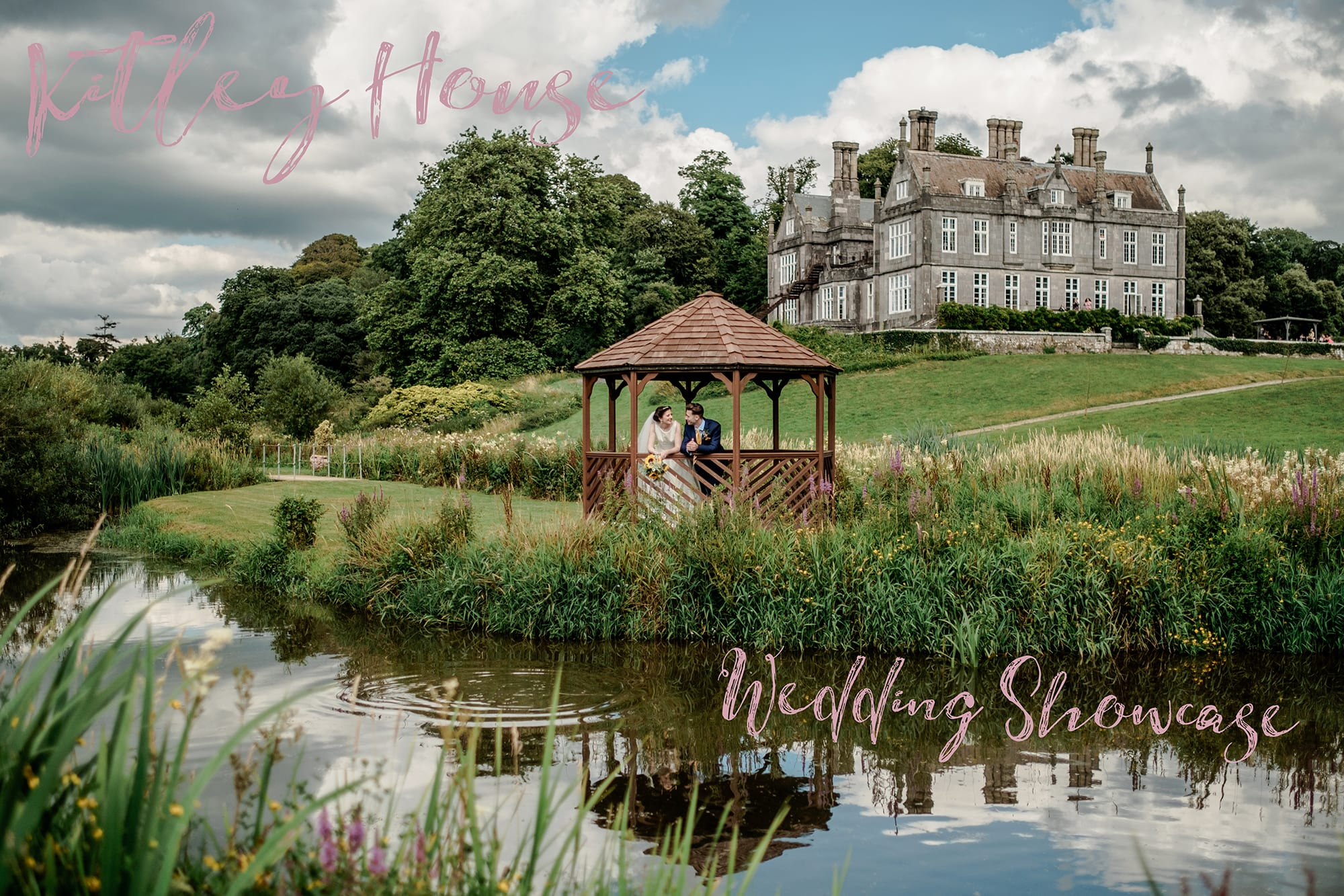 Kitley House Wedding Showcase