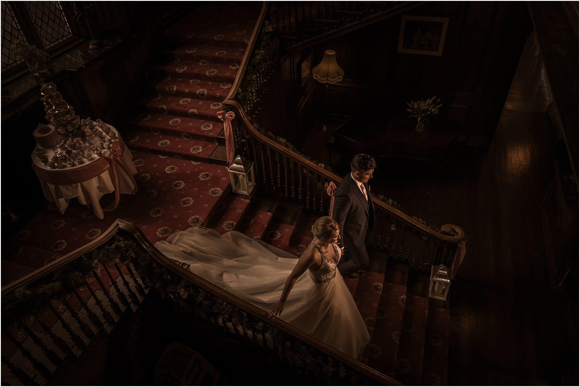 Beautiful emotions at Kitley House wedding