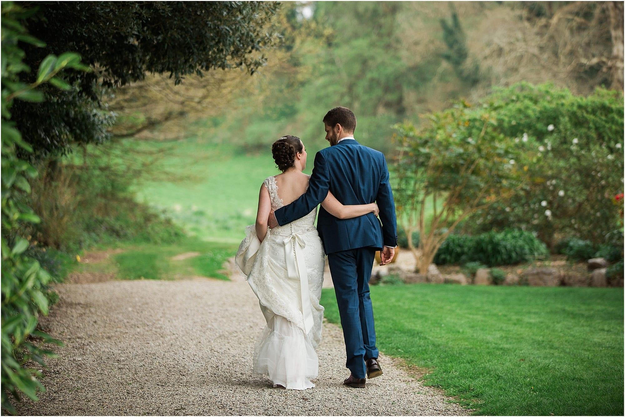 Claire & Ryan's Fairytale Kitley wedding