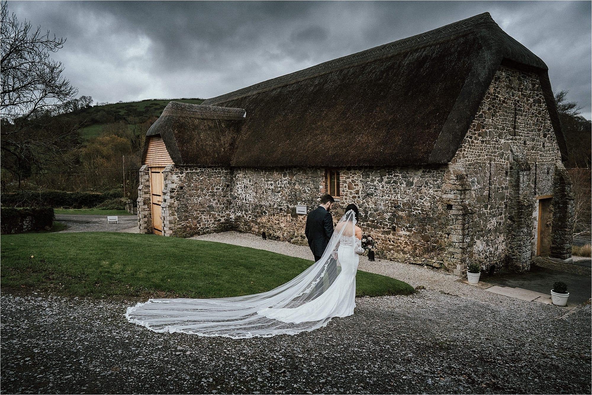 The Great Barn wedding photographer